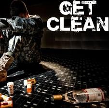Four steps to get clean & keep clean