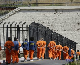 The UCKG in the largest jail in the United States