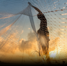 Do you want to learn how to 'throw your net' in the right direction?