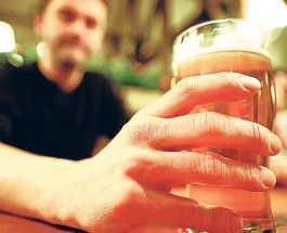 Alcohol consumption, even at moderate levels, can cause steep decline in mental skills.