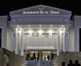 Universal inaugurates new Temple