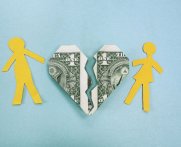Money is NOT synonymous with a happy marriage