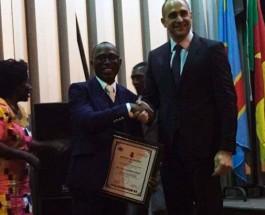 UCKG receives the Goodwill Ambassador Award
